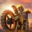 دانلود اخرین ورژن بازی جذاب موتور تریل برای اندروید Trials Frontier 7.7.0