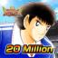 دانلود آخرین ورژن بازی ورزشی فوتبالیست ها اندروید + مود Captain Tsubasa: Dream Team 2.11.3