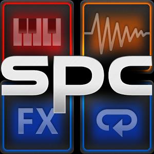 آخرین ورژن نرم افزار میکس و ضبط آهنگ اندرویدSPC – Music Drum Pad v2.3.0